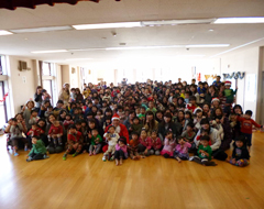 Baby Smile Ishinomaki Christmas Party