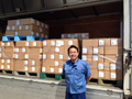 Atago Souko Co., Ltd Osaka office has gifted us 15000 Ethanol Gel.